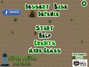 Dessert Base Defense